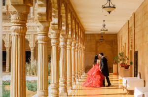 Destination Indian Wedding in Rajasthan, India