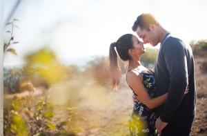 Malibu Bluffs Engagement Session Photographer