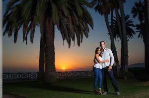 Santa Monica Engagement Session Photographer