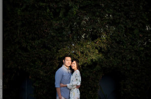 Venice Canals Engagement Session