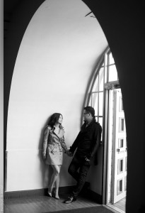 Los Angeles Union Station Engagement Session