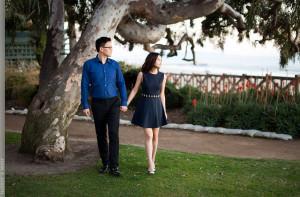 Santa Monica Engagement Session