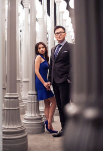 LACMA Engagement Session