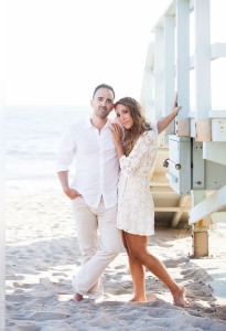 Point Dume Malibu Engagement Session Photographer