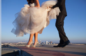Wedding at the Four Seasons Hotel Los Angeles At Beverly Hills