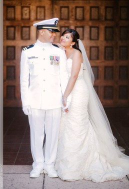 Navy Wedding in San Diego