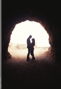 Sutro Baths San Franscisco Engagement Session Photographer