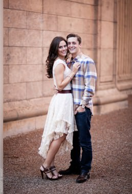 Palace of Fine Arts, San Francisco Engagement Session