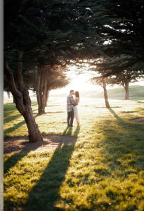 San Francisco Engagement Session Photographer