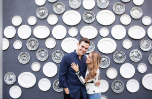 Viceroy Hotel Santa Monica Engagement Session
