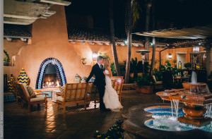 Rancho Valencia Resort Wedding Photographer