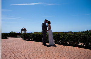 Pelican Hill Resort Engagement Session in Newport, California