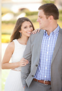 Pelican Hill Resort Engagement Session in Newport, California