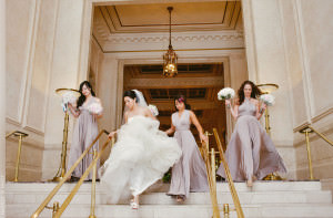 Palace Hotel San Franscisco Wedding Photographer