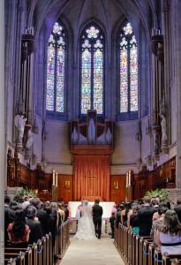 Grace Cathedral San Franscisco Wedding Photographer