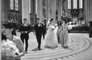 Grace Cathedral Palace Hotel San Franscisco Wedding Photographer