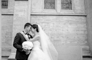 Grace Cathedral San Franscisco Wedding Photographer