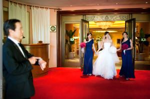 The Beverly Hills Hotel Wedding Photographer