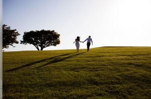 Engagement session in Malibu by wedding photographer John and Joseph Photography