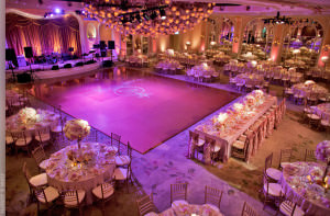 Claudia and Michael's Wedding at the Beverly Hills Hotel