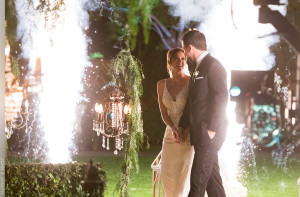 Bachelor in Paradise's Jade Roper and Tanner Tolbert's Wedding at The St. Regis Monarch Beach by John and Joseph Photography Inc.