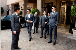 Wedding at Montage Beverly Hills by photographers John and Joseph Photography.