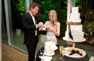 Wedding at The Parker Hotel in Palm Springs, California