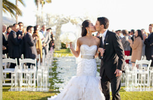 Wedding at the Montage Laguna Beach photographed by John and Joseph Photography