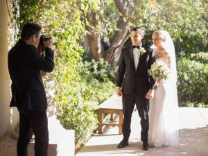 Southern California Wedding photographers behind the scenes of John and Joseph Photography.