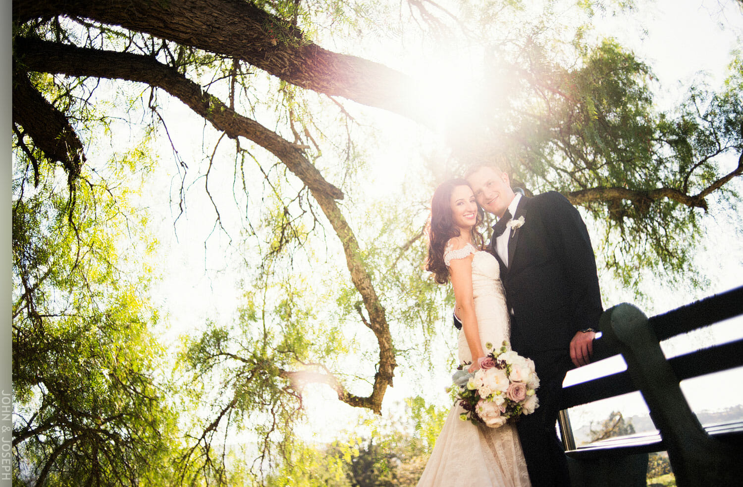 Ojai Valley Inn Wedding of Elysa and Danny