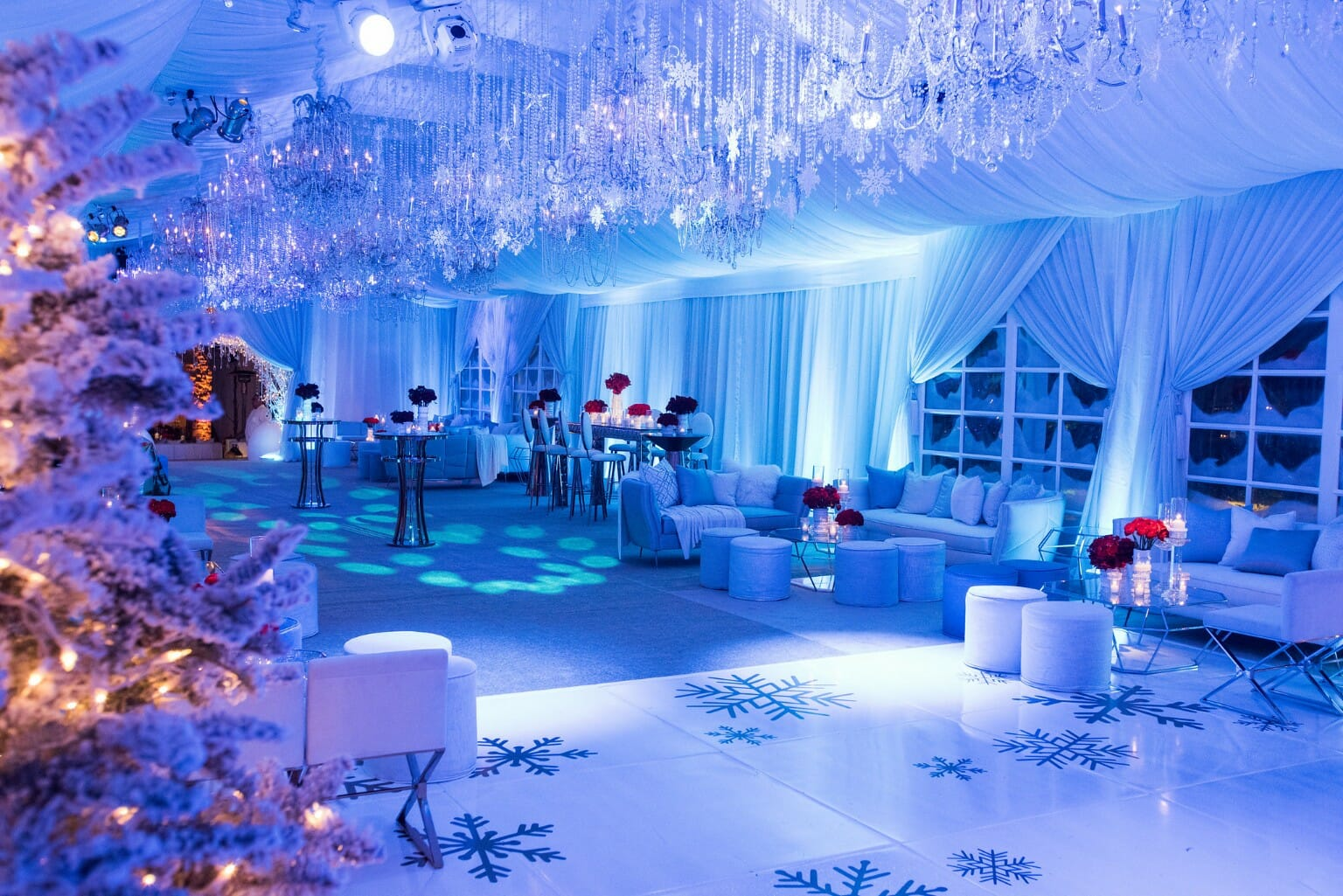 Holiday event in Las Vegas
