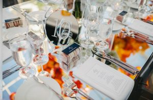 Chihuly Garden and Glass Wedding by John & Joseph Photography Inc.