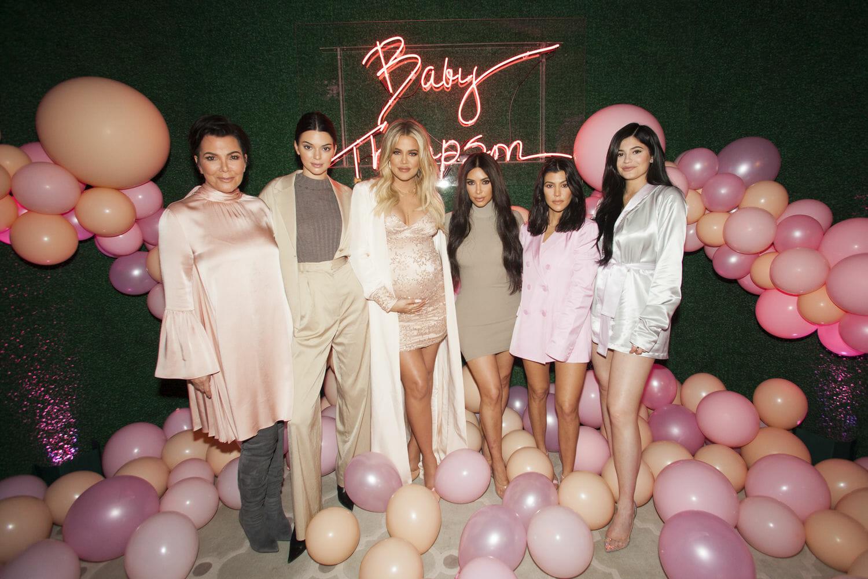 Event Khloe Kardashian Baby Shower Hotel Bel Air Los Angeles