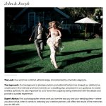Named The Top Wedding Photographers in the World by Harpers Bazaar