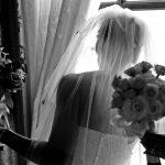 Wedding photogrphed using Hasselblad Xpan Panoramic Camera with Kodak Tri-X film.