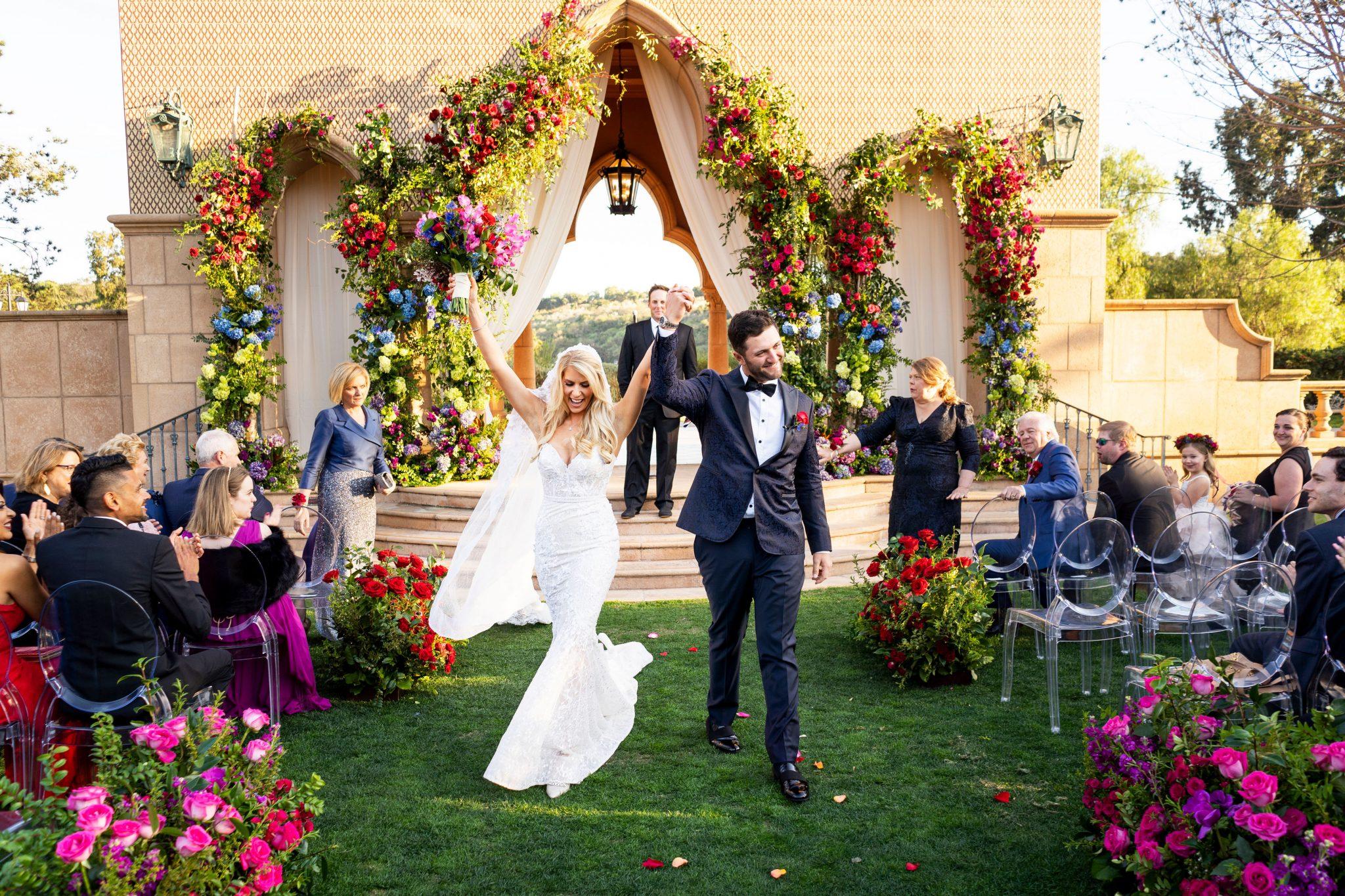 Fairmont Grand del Mar Wedding in San Diego