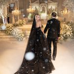 Selling Sunset's Christine Quinn's Winter Wonderland Wedding