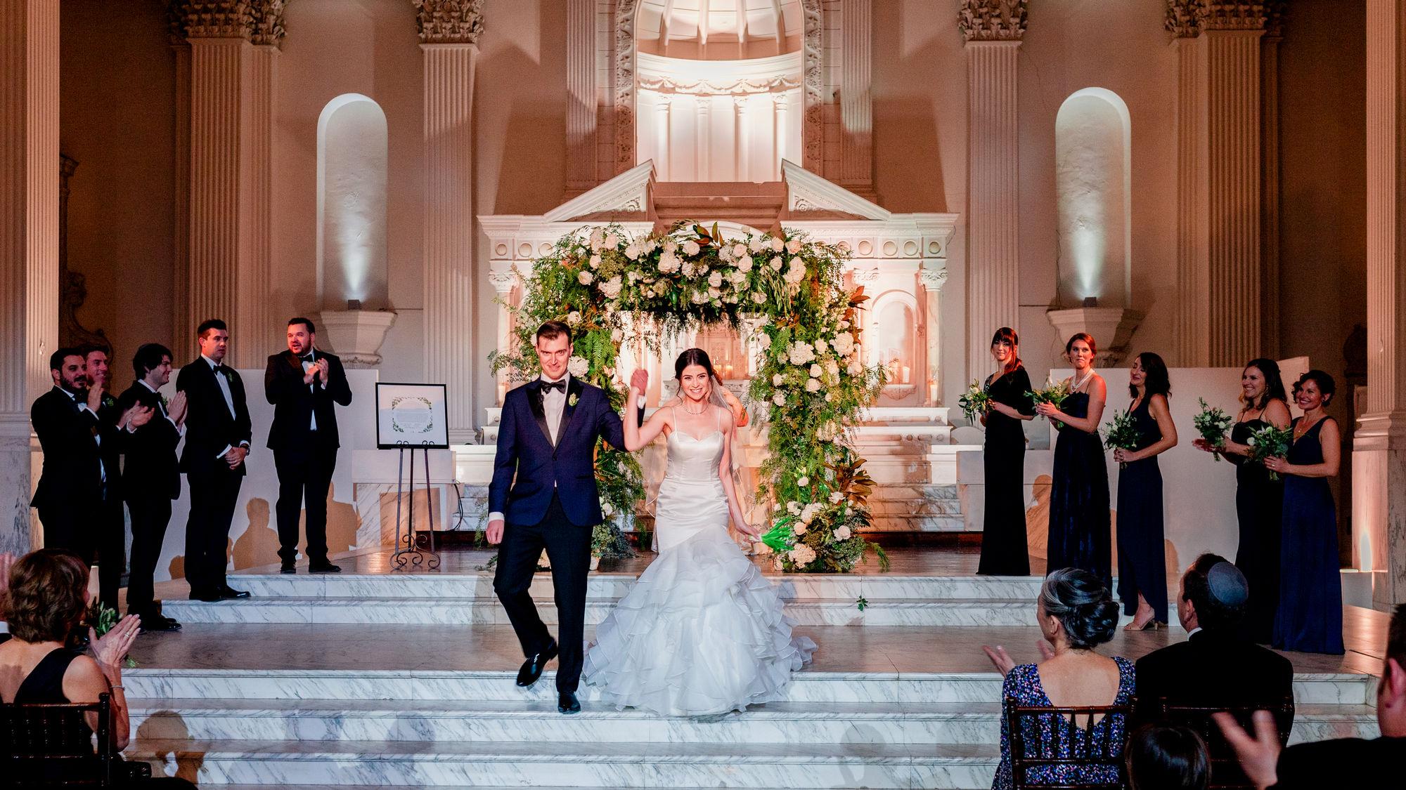 Wedding Rosalie David Vibiana Los Angeles John